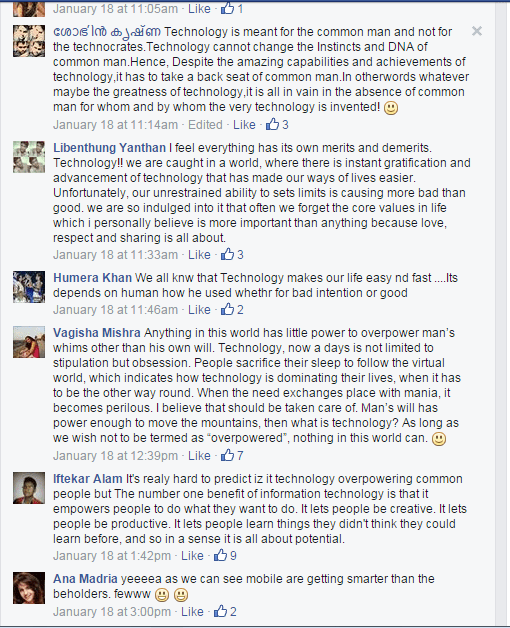 Other entries on 'The Great Pageant Community' Facebook Group