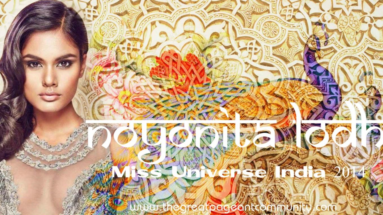 Noyonita Lodh ~Miss Universe-India 2014
