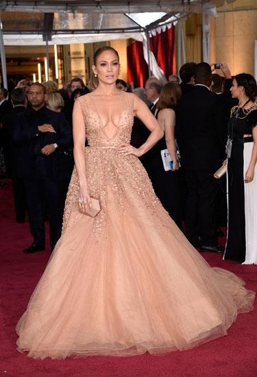 Jennifer Lopez in Elie Saab