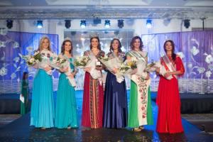 Miss Ukraine Earth 2015