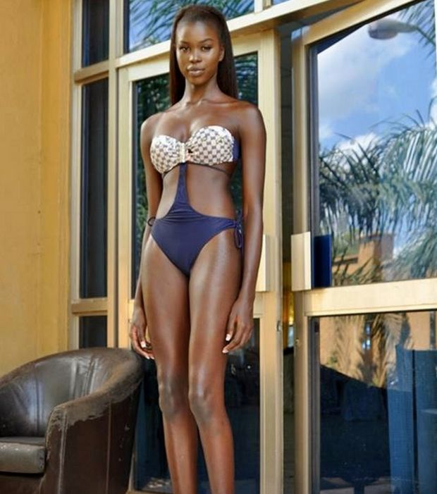 Best African Beauties 2014