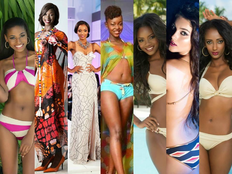 Best African Beauties 2014