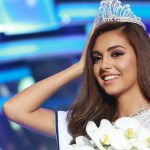 Valerie Abou Chacra will represent Lebanon at Miss Universe 2015 Pageant