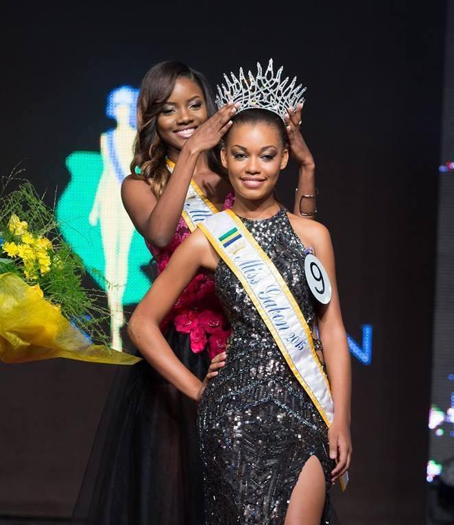Miss Gabon 2015