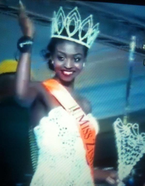 Miss Zimbabwe 2015 Winners