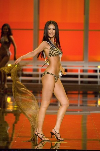 MISS UNIVERSE 2007 COMPETITION