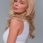 Anna Verhelska will represent Ukraine at Miss Universe 2015 pageant