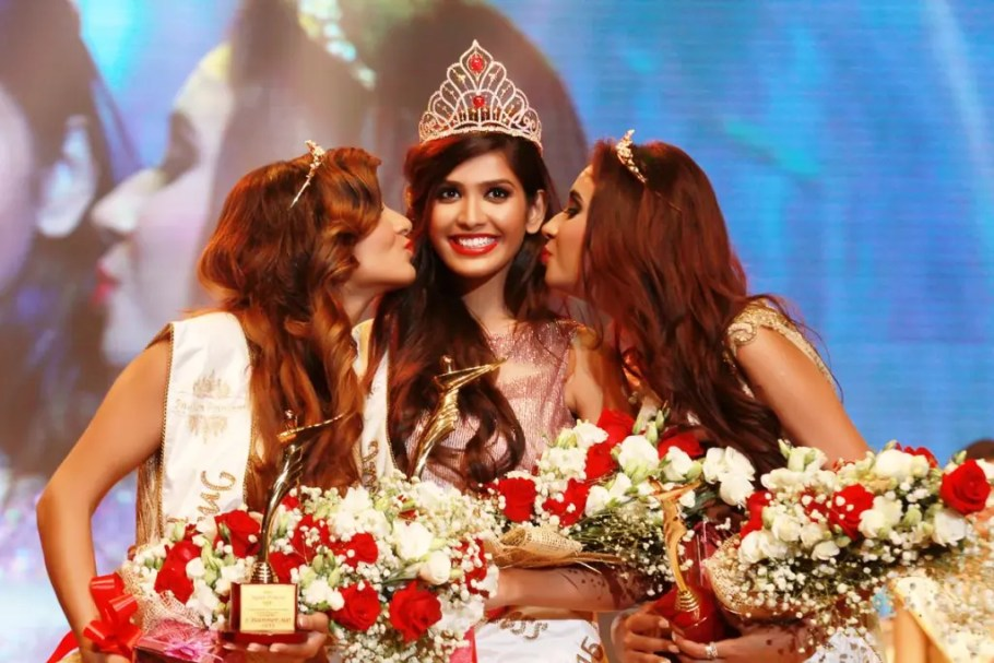 Indian Princess 2015 WInners