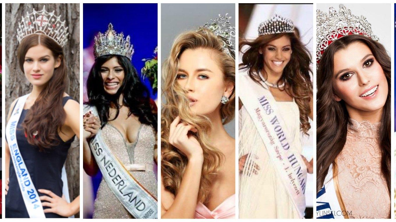 Best European Beauties 2014