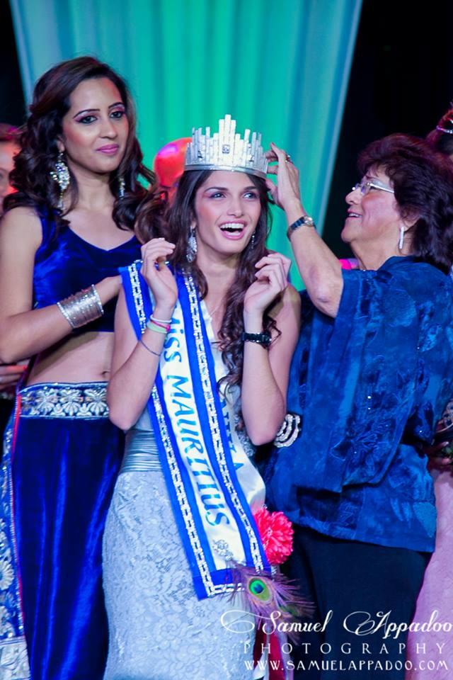 Miss Mauritius 2016  ~Danika Atchia