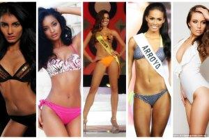 Best Oceania and Caribbean Beauties 2014