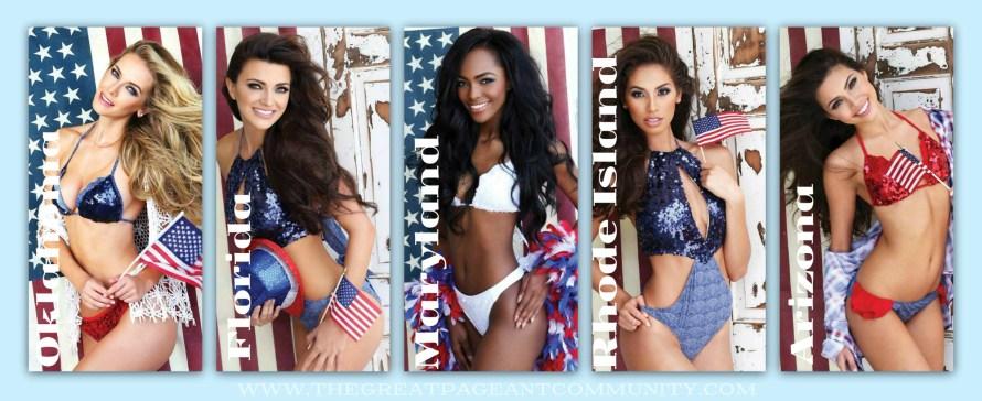 Miss USA 2015 Final Hotpicks