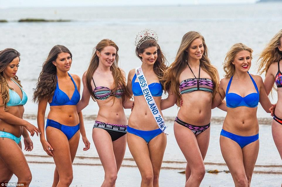 Miss England 2015 Contestants