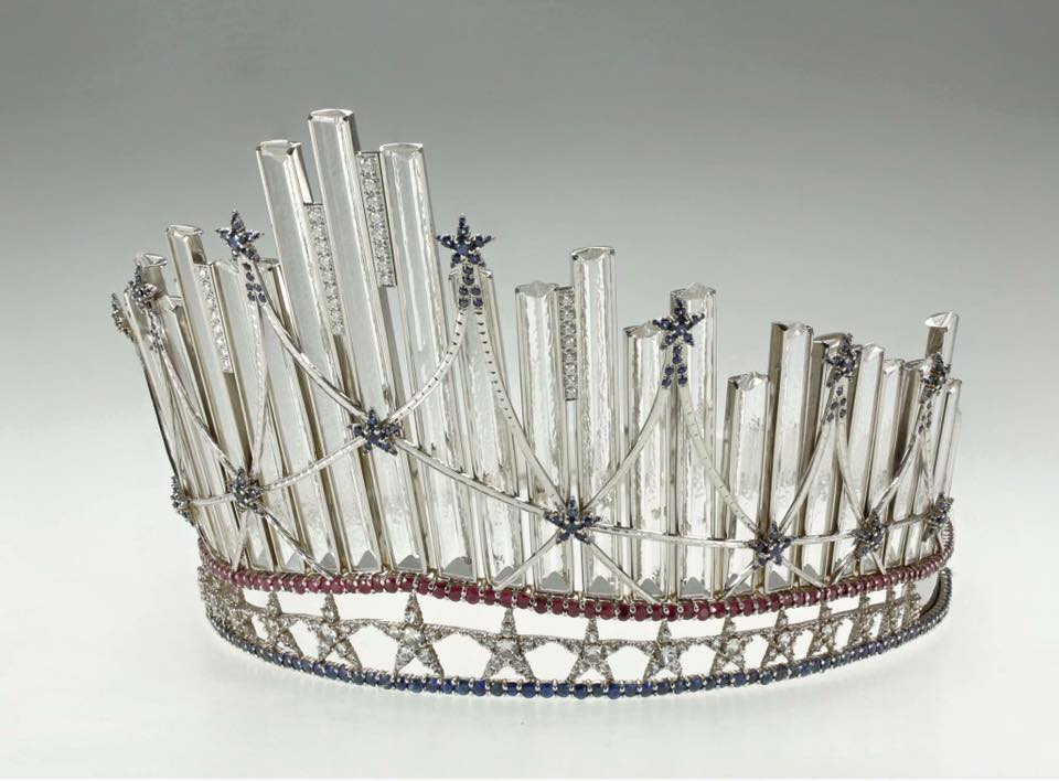 Miss USA 2015 Crown