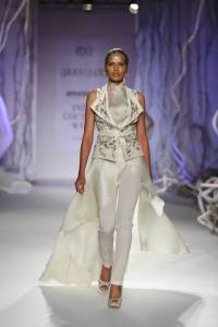 "Gaurav Gupta's ""Silt and Cipher"" collection from AICW 2015"