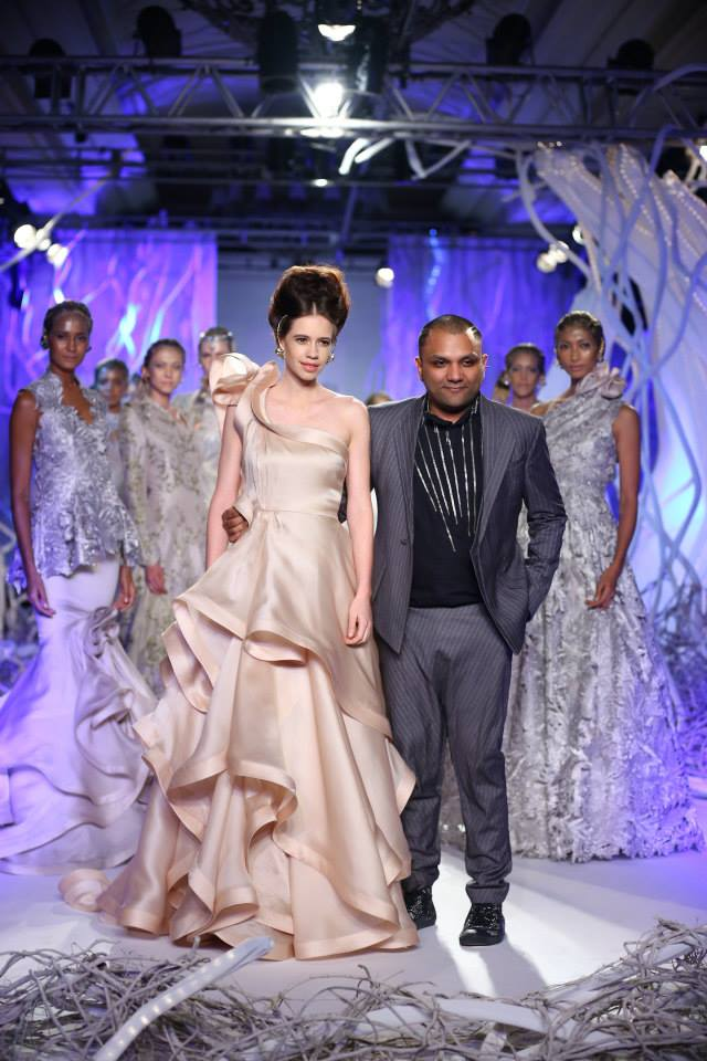"Gaurav Gupta ""Silt and Cipher"" collection from AICW 2015"