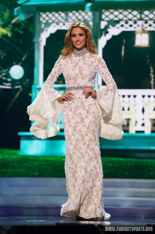 Miss USA 2015 Evening Gown