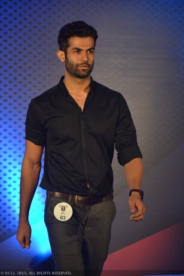 Mr India World 2015 Mr Personality