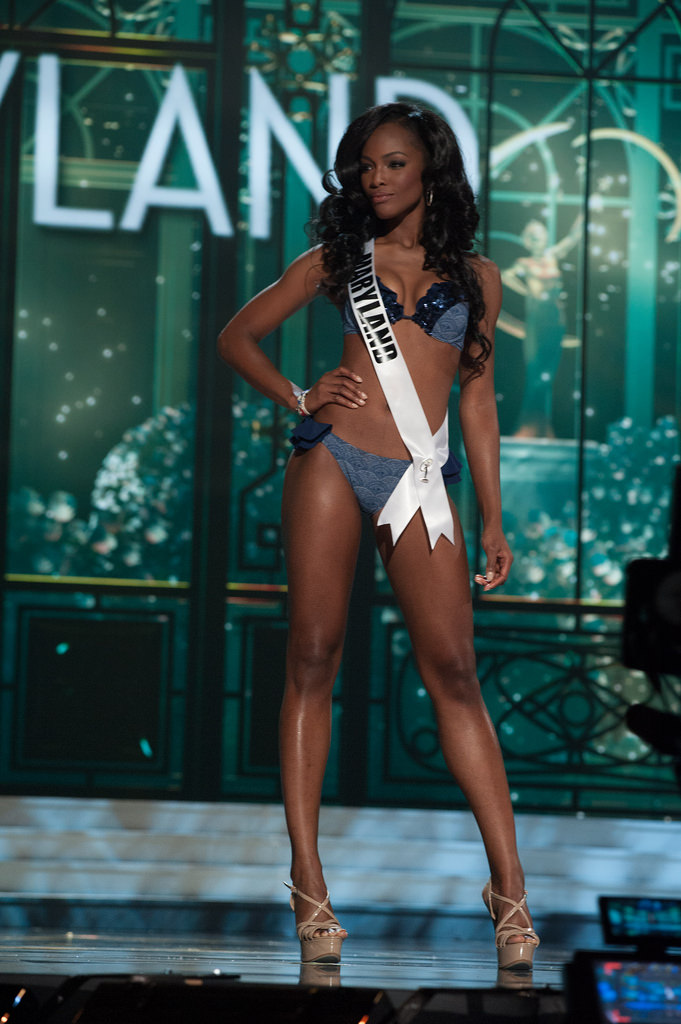 Miss USA 2015 Preliminary Swimsuit
