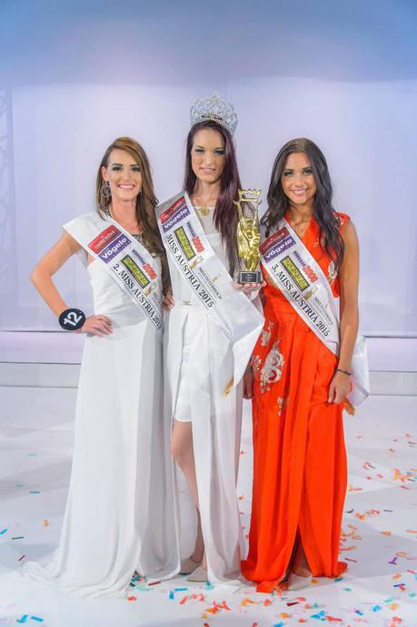 Miss Austria 2015 Top 3