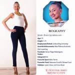 014 Seneo Paige Mabengano Miss Botswana 2015 Contestants