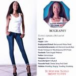 17 Tlotlo Angela Patlakwe Miss Botswana 2015 Contestants