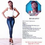 009 Neo Cindy Sebogodi Miss Botswana 2015 Contestants