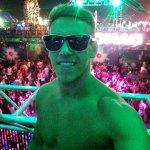 Chris Bramell Mister England 2015