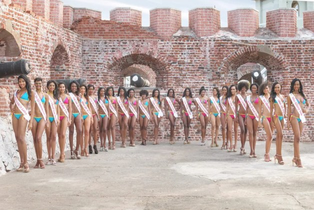 Miss Universe Jamaica 2015 Contestants