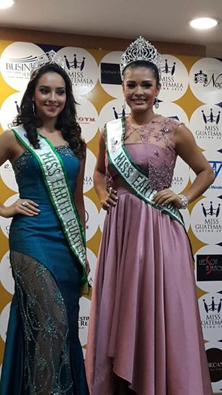 miss earth gautemala 2015