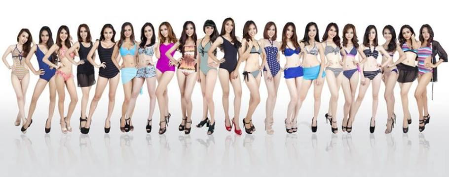 Miss Malaysia World 2015 Contestants