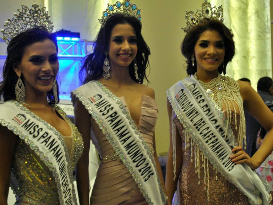 Miss Panama 2015 Full Results: Miss World Panama 2015: Diana Jaen. Miss Universe Panama 2015: Gladys Brandao. Miss Reina Internacional del Café Panamá 2015: Catherine Agrazal.