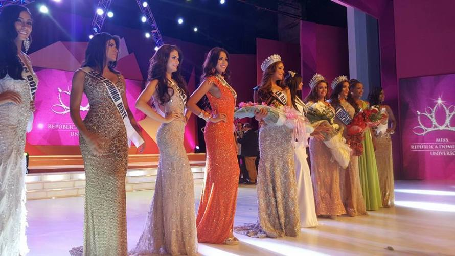 Miss Republica Dominicana 2015 Top 10