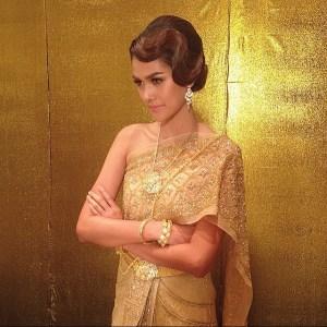 Aniporn Chalermburanawong Miss Universe Thailand 2015