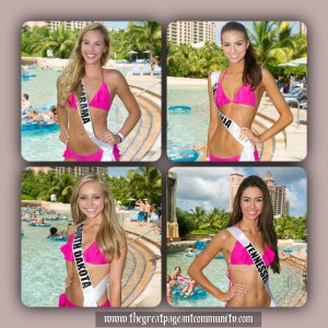 Miss Teen USA 2015 Swimsuits