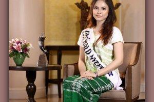 Miss International Myanmar 2015- Emerald Nyein