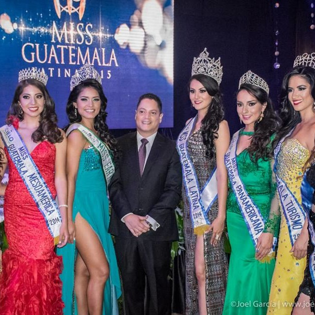 Sochi Bolanos named as Miss Guatemala Latina 2015