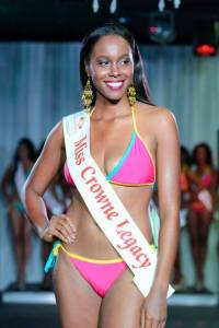 Jameal Clarke- Miss Crowne Legacy