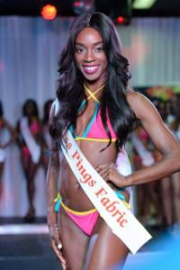 Kinesha Goldson- Miss Pings Fabric