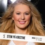 Kristine Miss Universe Norway 2015 Contestants