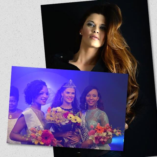 Steffi Van Wyk is Miss Namibia 2015
