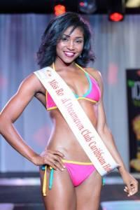 Tracyann Malcolm- Miss Decameron Club Caribbean Hotel