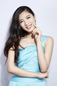 Miss Universe China 2015 Contestants Rebecca Lang