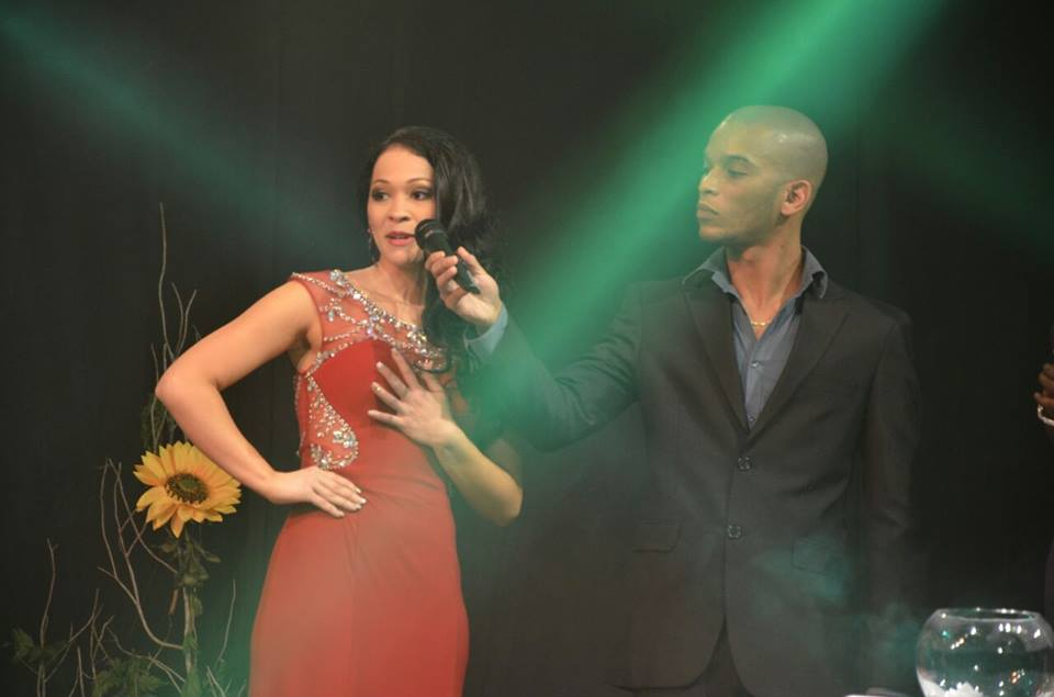 Miss Tropical Beauties Suriname 2015 Nicole Tsai