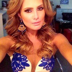Isis Stocco Machado, Miss International Brazil 2015