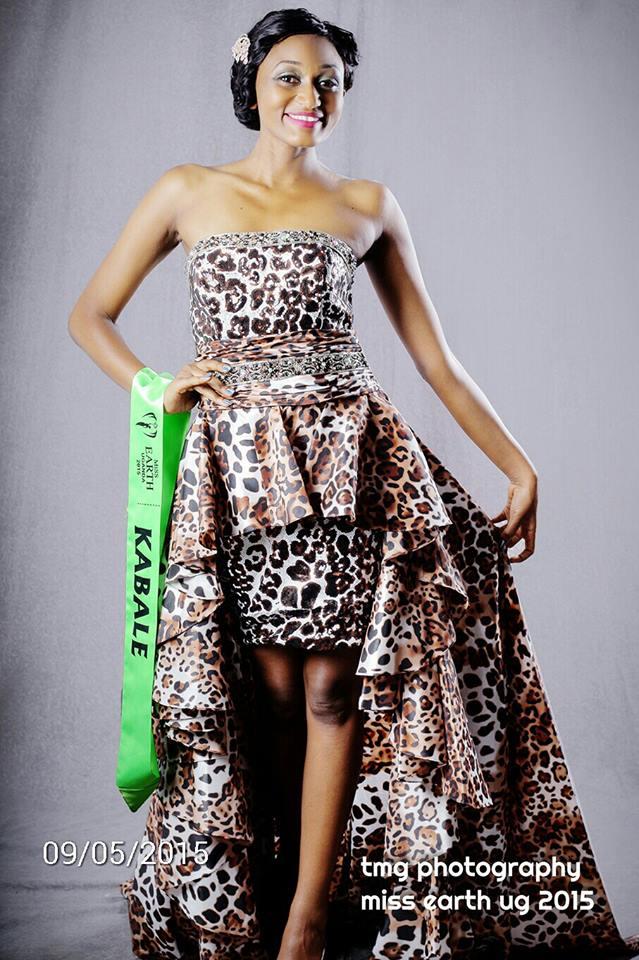 Pearl Assasira Brenda, Miss Earth Uganda 2015
