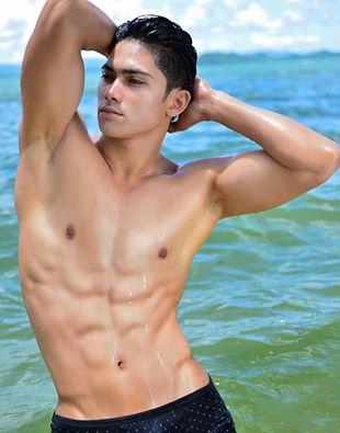 Reniel Villareal, Mister International Philippines 2015
