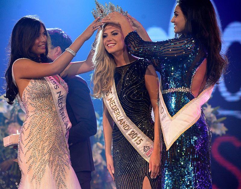 Miss Nederland 2015:Jessie Jazz Vuijk