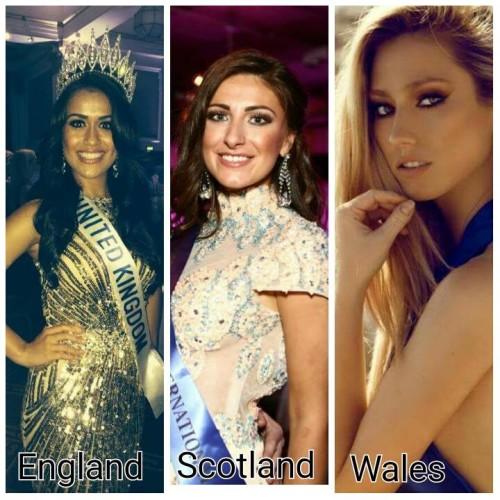 Miss Grand UK 2015 Winners