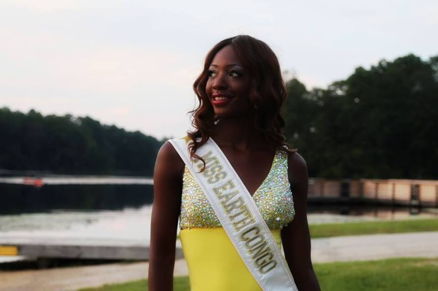 Christelle Lohembe is Miss Earth DR Congo 2015 [Photos]